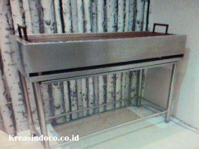 Jasa Pembuatan Bakaran Sate Bahan Stainless di Jakarta dan Bandung