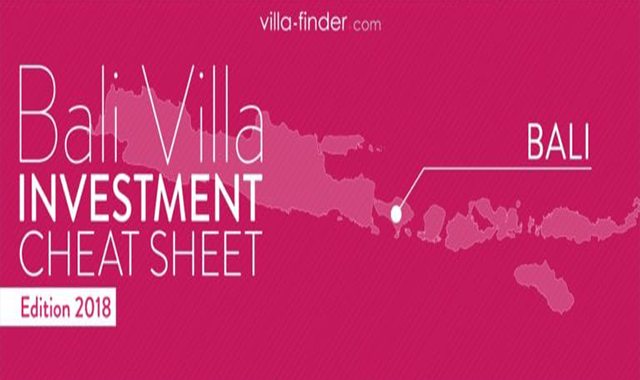 Bali Villa Investment Cheat Sheet