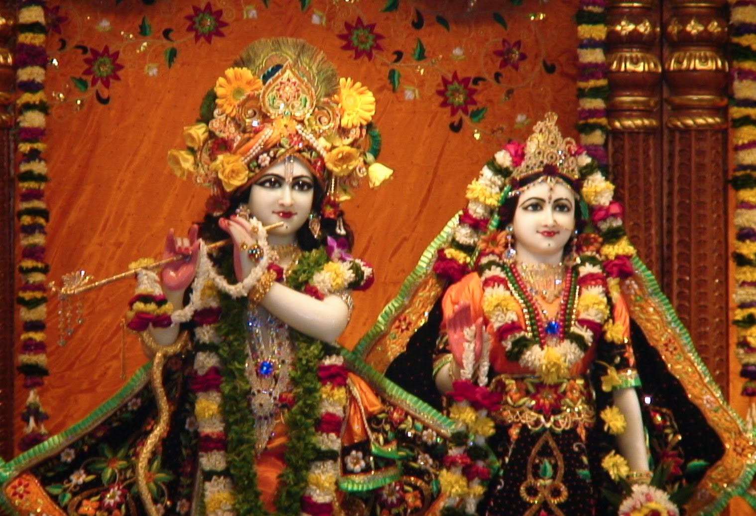 ISKCON Radha Krishna Pictures For Free Download
