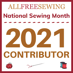 It's National Sewing Month > > >