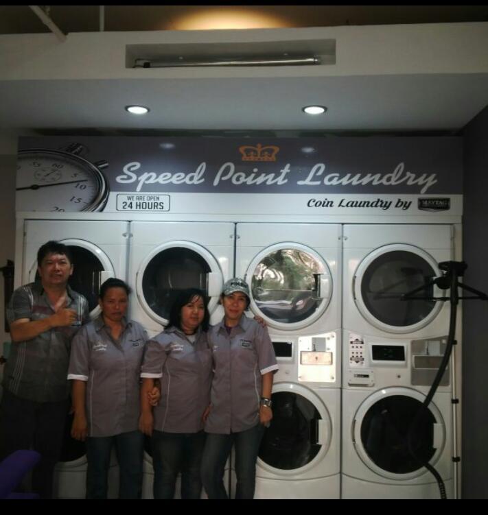 PAKET MESIN LAUNDRY KOIN   Mesin Laundry Hotel