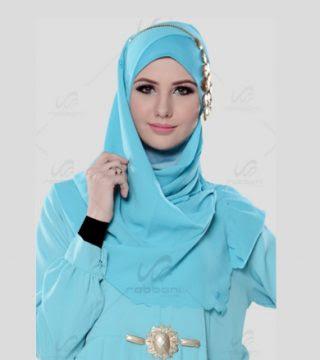 45 Model Hijab Rabbani Fatin Modern Terbaru 2019 Paling