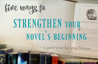 http://scattered-scribblings.blogspot.com/2017/09/five-ways-to-strengthen-your-novels.html