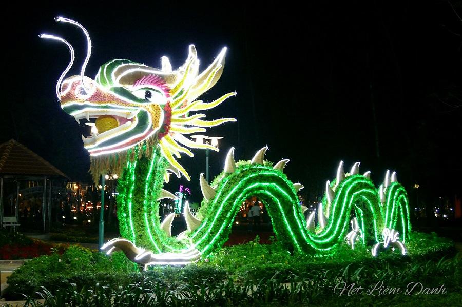 Công viên Sa Đéc đảo Phụng Hoàng 3