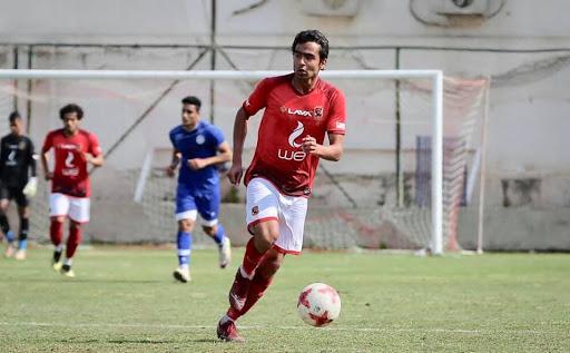محمد فخري يصرح بصعوده للعب مع كبار لاعبي النادي الأهلي