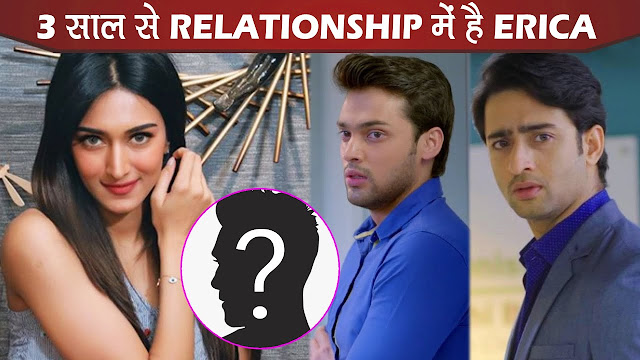 Erica Fernandes says she has been in a relationship for 3 years: 'He doesn't like to watch when I romance any other guy'