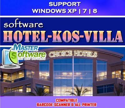 Software Program Hotel Full Versi Unlimited