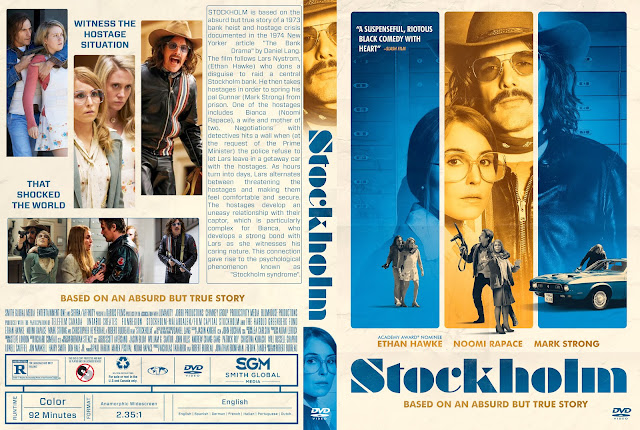 Stockholm DVD Cover
