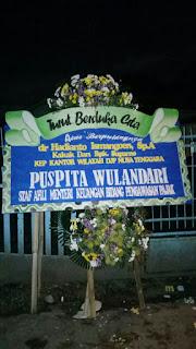 Toko Bunga di daerah Solo Jawa Tengah