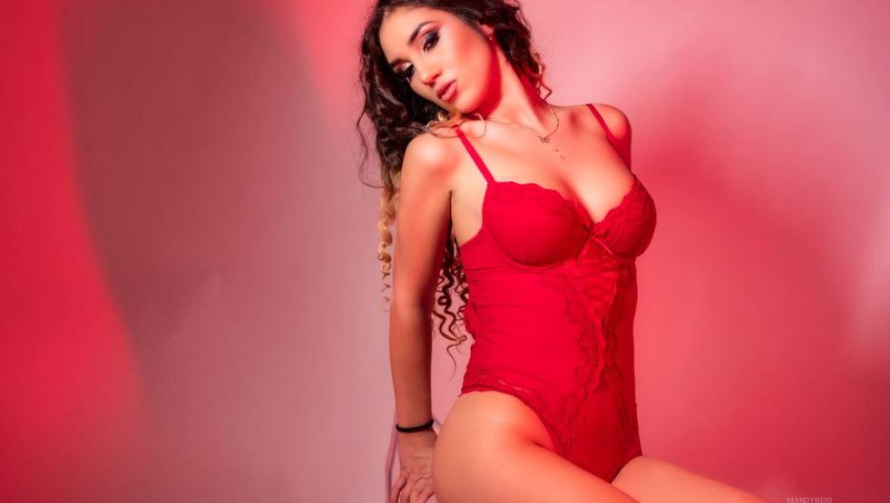 MandyReid Model GlamourCams