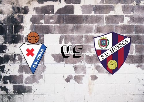 Eibar vs Huesca  Resumen