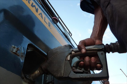 prices of fuel upwards by Sh 3.56 photo