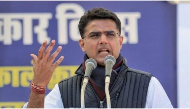 राष्ट्रीय समाचार: सोनिया गांधी से मिलने दिल्ली पहुंचे सचिन पायलट, छोड़ सकते हैं कांग्रेस।