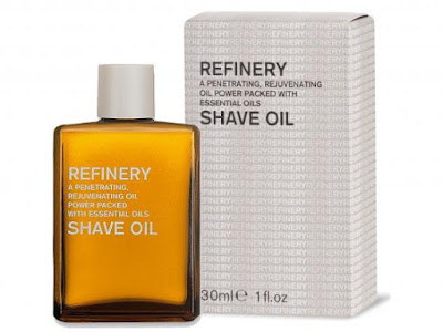 The Refinery Shave Oil