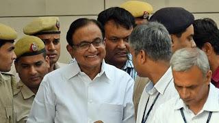 Former finance minister P Chidambaram's CBI custody extended till Tuesday