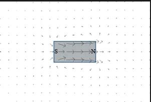 vektor-medan-magnet-persegi-panjang