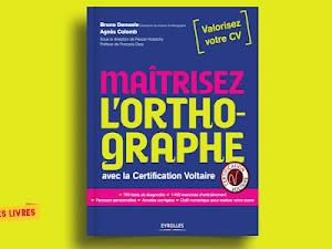 Télécharger : Maîtrisez l'orthographe avec la certification voltaire en pdf