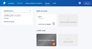 Cara Verifikasi Akun Paypal dengan Payoneer