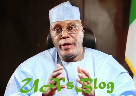 Omo-Agege: Atiku Abubakar Reacts To The Snatching Of Mace From The Senate, Issues Warning