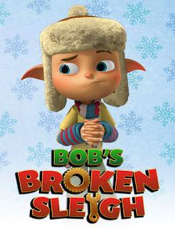 Ver Bob's Broken Sleigh (2015) Gratis Online