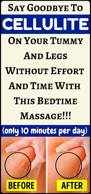 Effective Massage That Will Help You Get Rid Of Cellulite