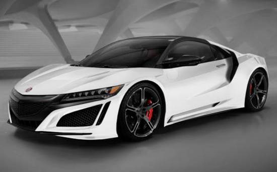 Honda NSX Type R 2018 Review