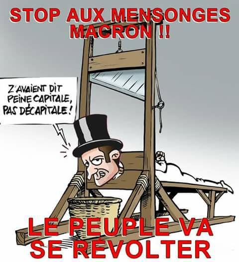 stop !!! Guillotine