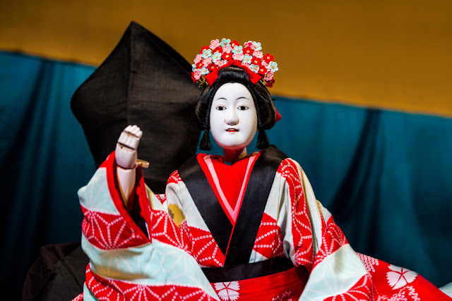 La conmovedora humanidad del Bunraku :: Canon EOS5D MkIII | ISO 1600 | Canon70-200@116mm | f/4.0 | 1/60s