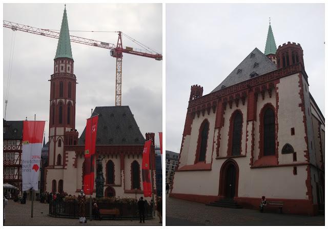 Alte Nikolaikirche, Frankfurt