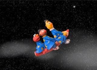 Sesame Street Bert and Ernie's Great Adventures Wizard.1