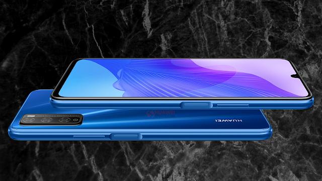 Smartphone Huawei Enjoy 20 Pro 5G