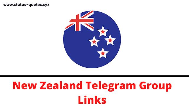 【BEST】New Zealand Telegram Group Link