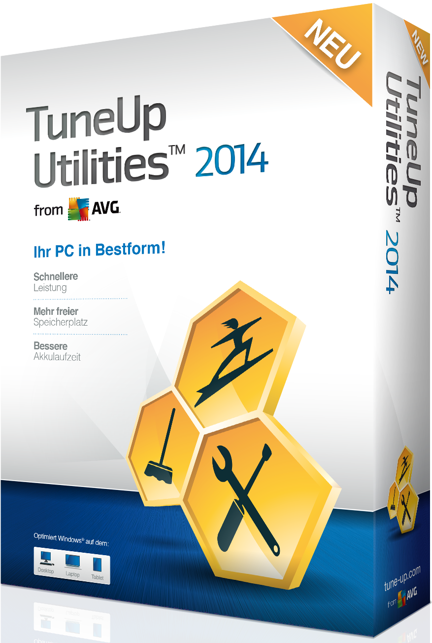 Download TuneUp Utilities 2014 14.0.1000.275 Full Version