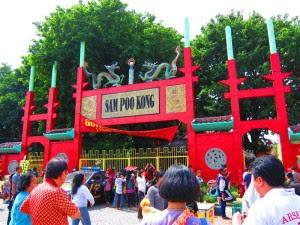 Klenteng Sam Poo Kong Semarang