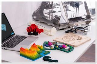 bahan printer 3d
