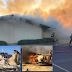 Se incendian 2 capillas de la Iglesia de Jesucristo. Se sospecha intencionalidad en uno de los casos.