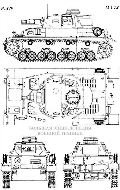 Panzer IVF (Sd.Kfz.161)