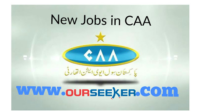 Jobs in Pakistan Civil Aviation Authority (PCAA) Jobs 2019