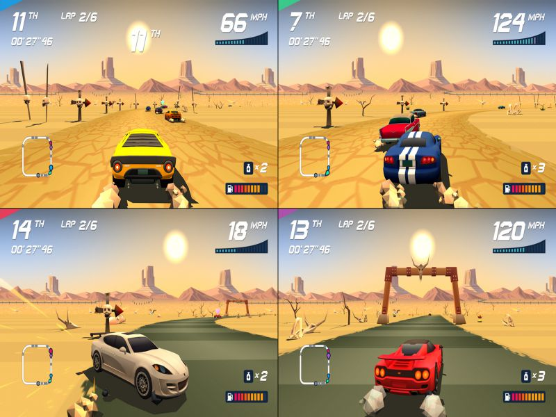 Horizon Chase Turbo PC Game Free Download
