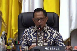 Tito Karnavian Umumkan 276 Daerah PPKM Level 3, Termasuk Tanimbar