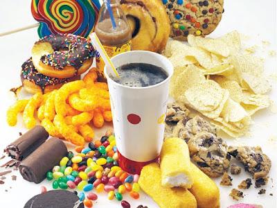 Má alimentação causa câncer