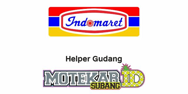 Info Lowongan Kerja Indomaret Jakarta 2 – Maret 2021