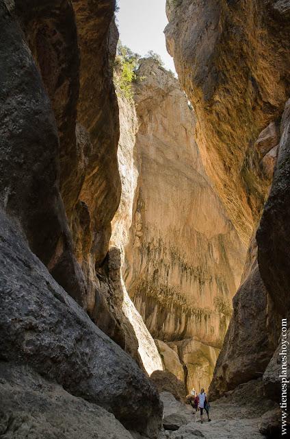 Comarca del Matarraña senderismo ruta parrizal Teruel escapada viaje