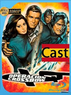 Operacion Crossbow [1965] HD [1080p] Castellano [GoogleDrive] SilvestreHD
