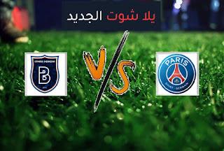 نتيجة مباراة باريس سان جيرمان وبلدية اسطنبول اليوم الأربعاء بتاريخ 09-12-2020 دوري أبطال أوروبا