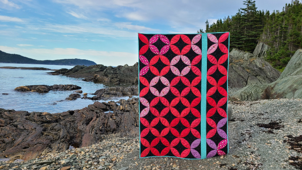 Divided quilt pattern | DevotedQuilter.com