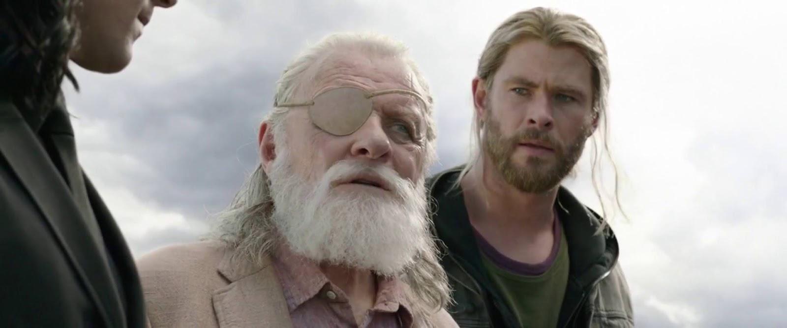 Screen Shoot of Thor Ragnarok (2017) Full Hindi Movie Download Dual Audio Hd Watch Free Online in English