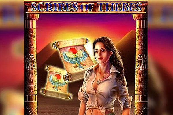 Main Gratis Slot Scribes of Thebes (Blueprint Gaming)