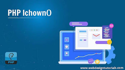 PHP lchown() Function