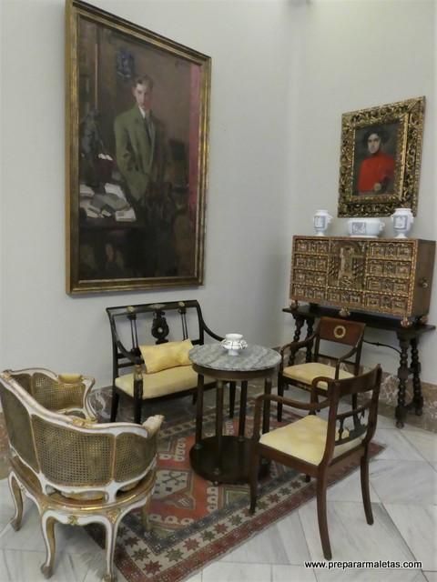 visitar el Museo Sorolla de Madrid